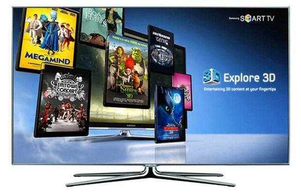 """Explore 3D"" arriva in Italia: tutto il 3D su Samsung Smart TV! 