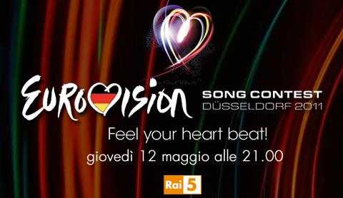 Rai 5: la Carrà conduce l'Eurovision Song Contest | Digitale terrestre: Dtti.it