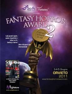 Torna per la seconda edizione il Fantasy Horror Award di Orvieto