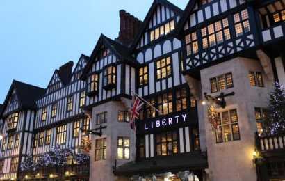 Fine Living: il Natale con Liberty of London e Case di Pan di Zenzero
