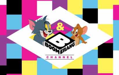 A dicembre arriva sul canale 610 di Sky Tom&Jerry channel