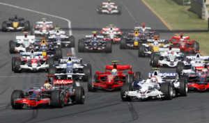 F1 GP Australia: gli orari della diretta tv Rai