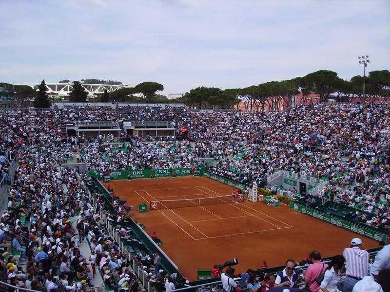 Tennis: Internazionali BNL 2011 su Italia 1, Super Tennis e Sky HD | Digitale terrestre: Dtti.it