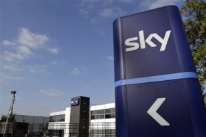 BSkyB: utile netto 3° trim a 174 mln GBP