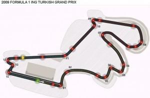 Formula 1: gli orari del Gran Premio di Turchia