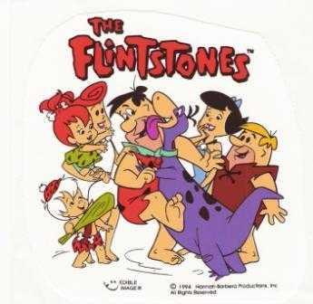 Tornano i Flintstones, nuova versione nel 2013 | Digitale terrestre: Dtti.it
