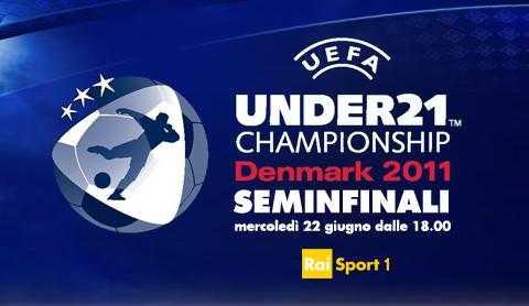 Europei di calcio Under 21, le semifinali su Raisport 1   Digitale terrestre: Dtti.it