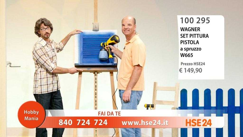 HSE24, iniziata la nuova programmazione del canale di shopping