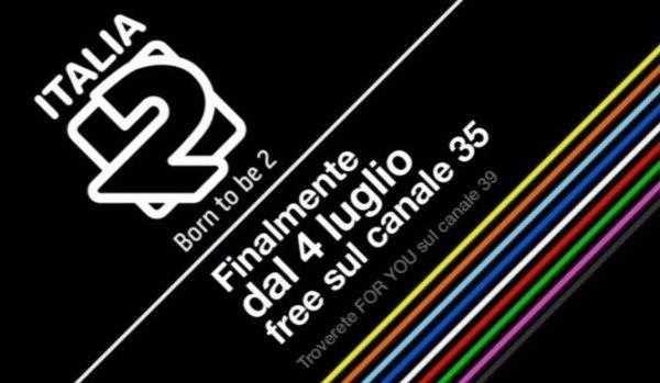Attivato Italia 2 e cambiamenti sulle frequenze dei canali Mediaset | Digitale terrestre: Dtti.it