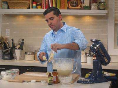 "Buddy Valastro torna su Real Time in ""Cucina con Buddy"" 