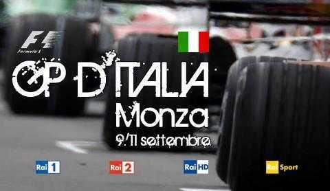 Formula 1: Gran Premio d'Italia, orari diretta tv e streaming | Digitale terrestre: Dtti.it