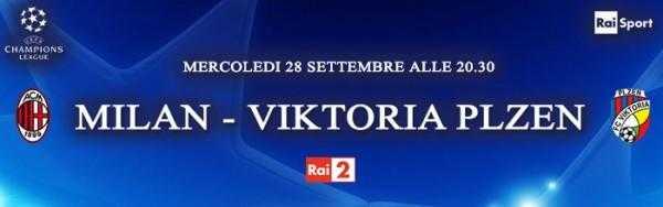 Rai Sport: torna la Champions League sulle reti Rai
