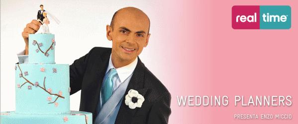 """Torna Enzo Miccio in """"Wedding Planners"""", dal 7 Ottobre su Real Time"""