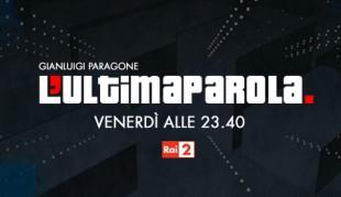 "Rai 2: ""L'ultima parola"", questa sera puntata dedicata a tragedia Liguria"