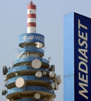 Mediaset: share audience cala al 34% e perdita operativa Pay Tv quota 50 mln.