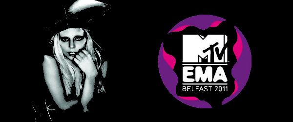 Anche Lady Gaga e Bruno Mars agli MTV EMA 2011