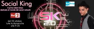 'Social King 2.0′, il web talent show arriva su Rai Gulp
