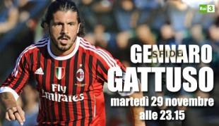 """Rai 3: """"Sfide"""" dedica la puntata a Gennaro Gattuso"""
