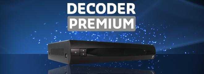 Premium Play: aggiornamento dei decoder Mediaset Premium | Digitale terrestre: Dtti.it