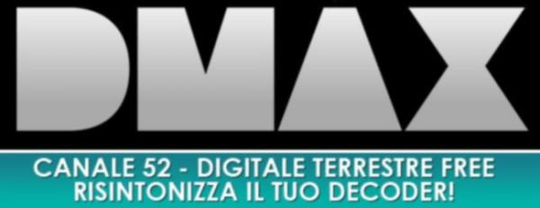 DMAX: al via oggi il nuovo canale di Discovery gratis sul digitale terrestre | Digitale terrestre: Dtti.it