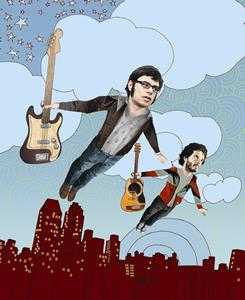 """Da domani su MTV Music la seconda serie di """"Flight of the conchords"""""""