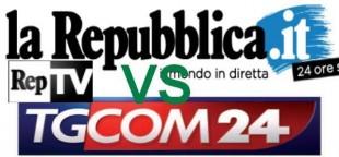Repubblica TV diventa REP TV e lancia la sfida a TGCOM24?