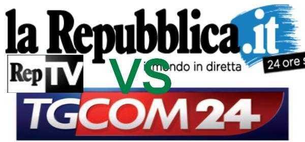 Repubblica TV diventa REP TV e lancia la sfida a TGCOM24? | Digitale terrestre: Dtti.it