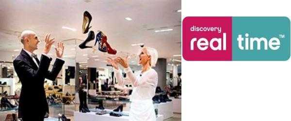 "Real Time: dal 30 novembre Enzo Miccio e Carla Gozzi presentano ""SHOPPING NIGHT"" 