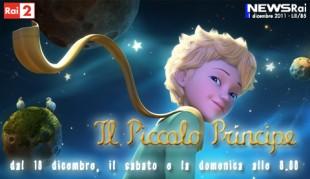 """Rai 2: arriva la serie animazione in 3D """"Il piccolo principe"""""""