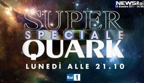 "Rai 1: tre speciali di ""Superquark"" 