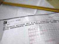 Rai: Canone 2013 aumenta di 1,50 euro,ora ne costa 113,50 l'anno