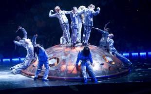 """Su Sky Uno, in esclusiva la notte di Natale il nuovo show """"Cirque du Soleil"""""""