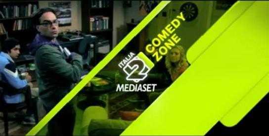 Su Italia 2 arriva la Comedy Zone   Digitale terrestre: Dtti.it