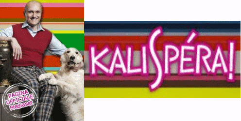 "Questa sera torna ""Kalispéra"" con Alfonso Signorini | Digitale terrestre: Dtti.it"