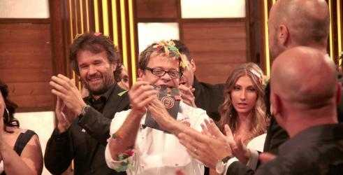 E' Spyros  il vincitore di MasterChef Italia, lo show torna il 21 Dicembre