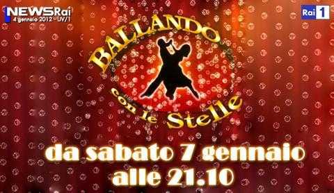 """Torna questa sabato 7 Gennaio """"Ballando con le stelle"""" su Rai 1   Digitale terrestre: Dtti.it"""