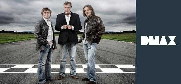 Top Gear, dal 23 Gennaio su DMAX | Digitale terrestre: Dtti.it
