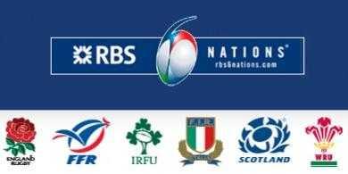 Sei Nazioni 2012, al via sabato, diretta tv e streaming