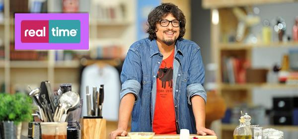 """Su Real Time arriva la terza stagione di """"Cucina con Ale"""" con Alessandro Borghese   Digitale terrestre: Dtti.it"""