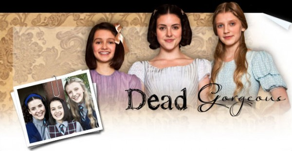 """Rai Gulp: dal 20 Febbraio la serie """"Dead Gorgeus"""", """"Sorelle Fantasma"""""""