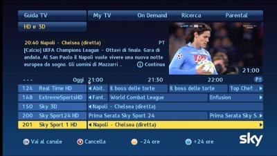 Aggiornamento software My Sky HD, il comunicato ufficiale di Sky | Digitale terrestre: Dtti.it