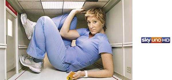Nurse Jackie, la terza serie al via questa sera su Sky Uno HD   Digitale terrestre: Dtti.it