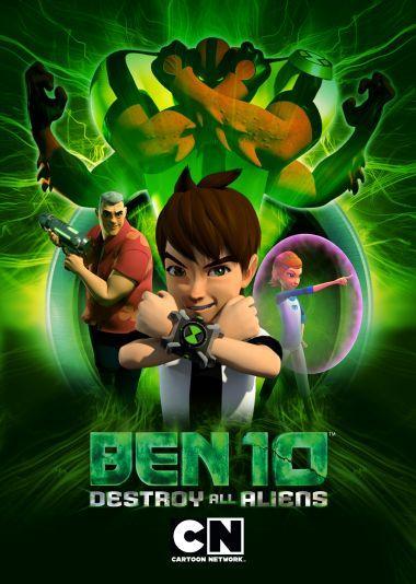 Ben 10 Destroy All Aliens, il primo film di Ben 10 in CGI in prima tv su Cartoon Network | Digitale terrestre: Dtti.it