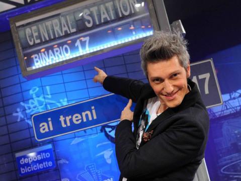 Omar Fantini protagonista del gran finale di Central Station   Digitale terrestre: Dtti.it