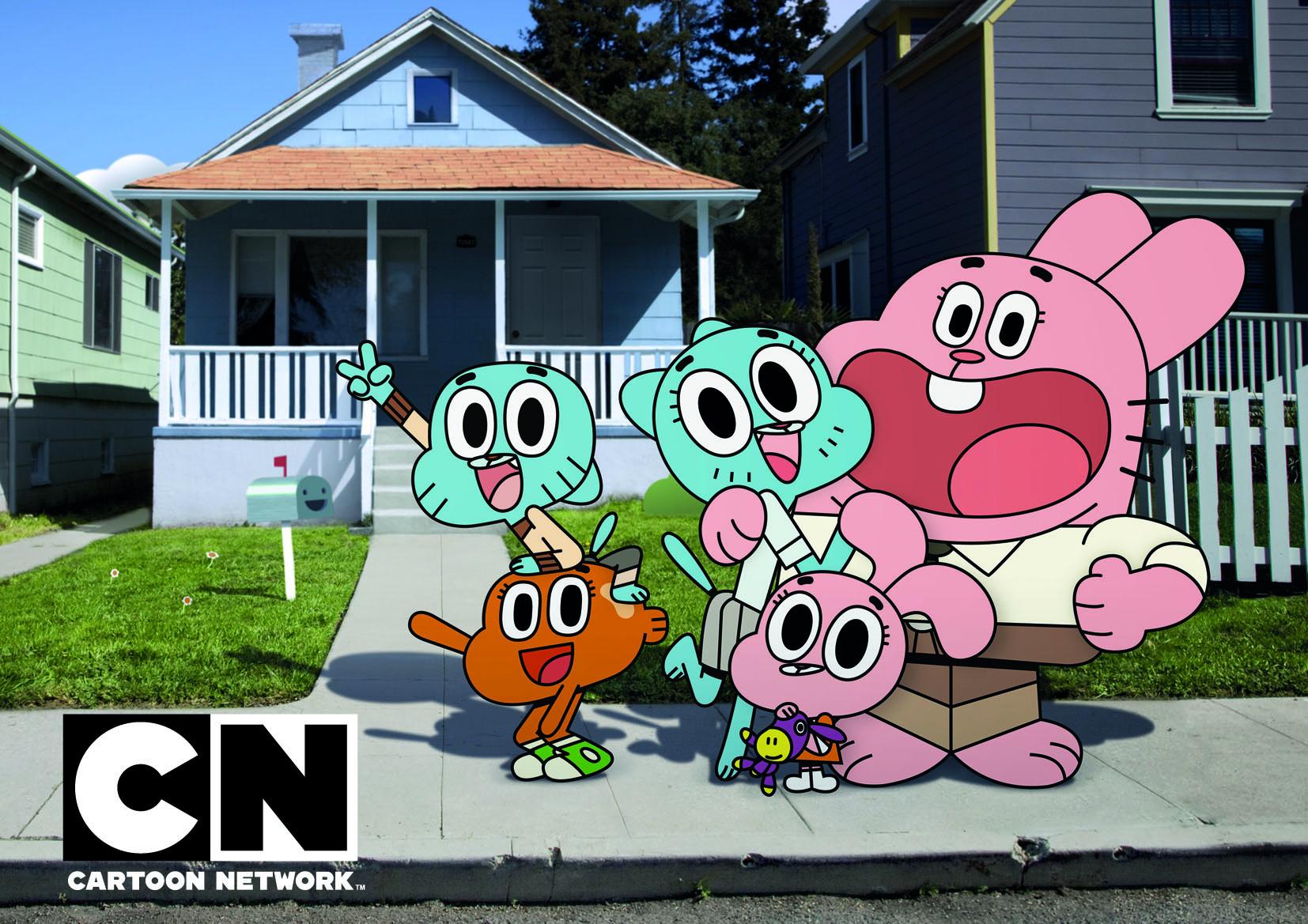 Lo Straordinario Mondo di Gumball vince a COTB 2012 e parte dal 2 Aprile su Cartoon Network | Digitale terrestre: Dtti.it