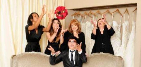 """Real Time: dal 30 marzo arriva la nuova serie """"Abito da sposa: Beverly Hills""""   Digitale terrestre: Dtti.it"""