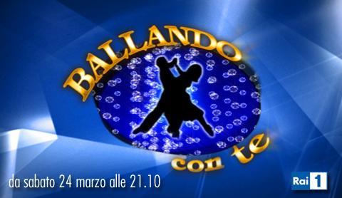 "Al via sabato su Rai 1: ""Ballando con te"" | Digitale terrestre: Dtti.it"