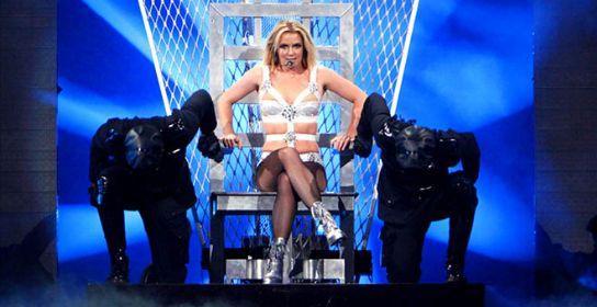 """Britney Spears: """"Femme Fatale Tour"""" questa sera in 3D su Sky"""
