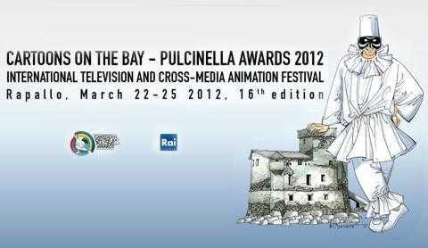 Rai: Cartoons on the bay 2012, la cross medialità si bagna nel Gange   Digitale terrestre: Dtti.it