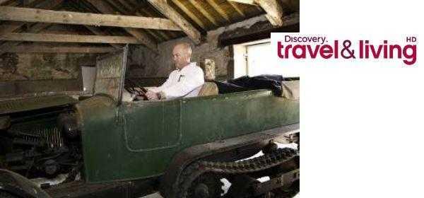 """Su Discovery Travel&Living dal 2 aprile la nuova serie """"Chi cerca trova"""""""